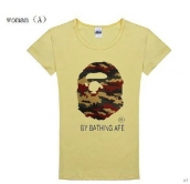Bape T-shirt Women -094
