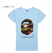 Bape T-shirt Women -096