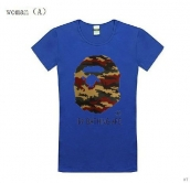 Bape T-shirt Women -098
