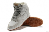 Nike Dunk SB Sky High Women Silvery