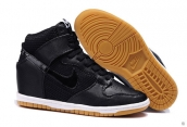 Nike Dunk SB Sky High Women Black