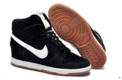 Nike Dunk SB Sky High Women Black White