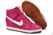 Nike Dunk SB Sky High Women Rose Red White