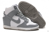Nike Dunk SB Sky High Women White Grey