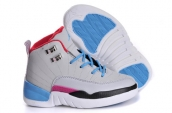 Air Jordan 12 Kids Miami Vice