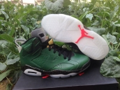 Super Perfect Air Jordan 6 Championship Pack Champagne