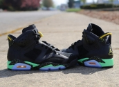 Super Perfect Air Jordan 6 World Cup Brazil
