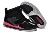 Air Jordan Flight 45 Women High Black Pink