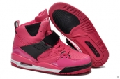 Air Jordan Flight 45 Women High Pink Black