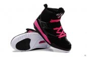 Air Jordan Flight 45 Women Black Pink For Sale 180