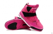 Air Jordan Flight 45 Women Pink Black 180