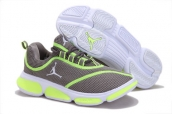 Jordan RCVR Women Grey Fluorescent Green