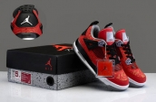 Perfect Air Jordan 4 Women Got Em Laser Red Black