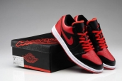 Air Jordan 1 Low Phat Varsity Red Black AAA