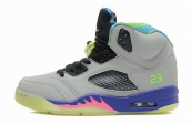 Air Jordan 5 Bel-Air Glow In The Dark AAA