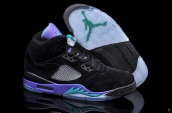 Air Jordan 5 Black Grape AAA