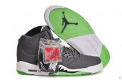Air Jordan 5 Green Bean AAA