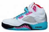 Air Jordan 5 Miami Vice Custom AAA