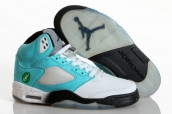 Air Jordan 5 Retro Mint Pack Custom AAA