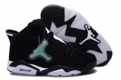 Air Jordan 6 Suede Black AAA