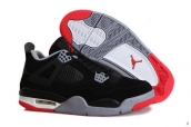 AAA Air Jordan 4 Retro Bred Giveaway 160
