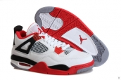 AAA Air Jordan 4 Retro Fire Red 160