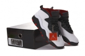 Air Jordan 10 White Black Red AAA
