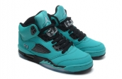 Air Jordan 5 Perfect Green Black