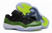 AAA Air Jordan 11 Low Nightshade