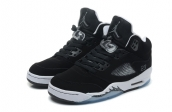 Air Jordan 5 Perfect Black White