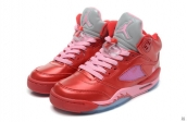 Air Jordan 5 Perfect Red Pink