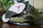 Perfect Air Jordan 5 Fear Pack