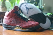 Perfect Air Jordan 5 3Lab5 Versace