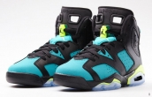 AAA Air Jordan 6 Women Turbo Green 2014 World Cup 160