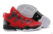 Air Jordan XX8 SE Gym Red White Wolf Grey
