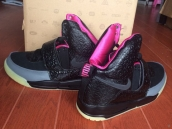 Air Yeezy I Black Pink