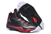 Women Jordan Superfly 2 Black Red