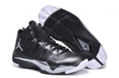 Women Jordan Superfly 2 Black White