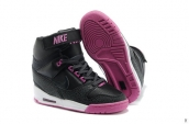 Nike Air Revolution Sky HI Women Black Purple