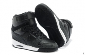 Nike Air Revolution Sky HI Women Black White