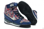 Nike Air Revolution Sky HI Women Blue
