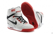 Nike Air Revolution Sky HI Women White Black Red