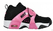 Women Nike Air Veer Black Pink White 130