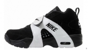 Women Nike Air Veer Black White 130