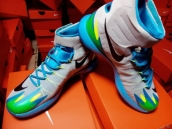 Nike Zoom Hyperrev Grey Blue Green