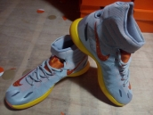 Nike Zoom Hyperrev Grey Red Yellow