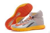 Nike Zoom Hyperrev Grey Yellow Orange