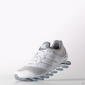Adidas Springblade Drive Shoes White Grey