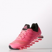 Adidas Springblade Drive Shoes Pink Black
