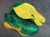 Nike Hyperdunk 2014 XDR Green Yellow